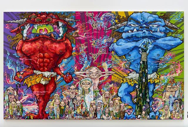 Manga e Arhat:  Murakami  a Milano