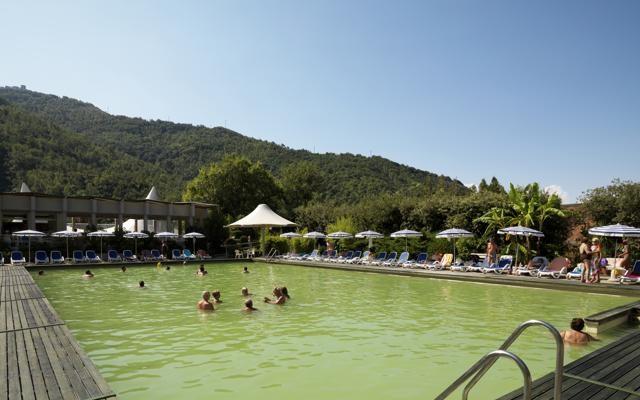 Foto Calabria:  bagno di benessere