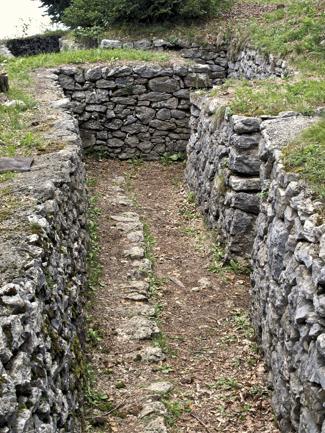 Viaggio nell'archeologia della Grande Guerra