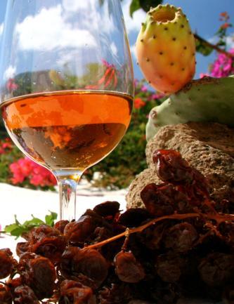 Pantelleria di gusto e passito