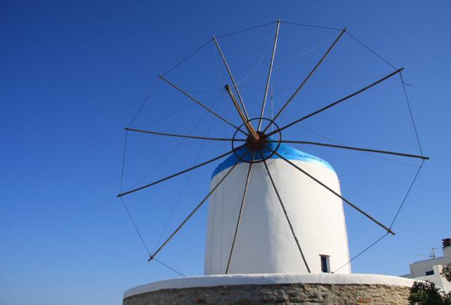 Cicladi: tutto il blu dell'Egeo