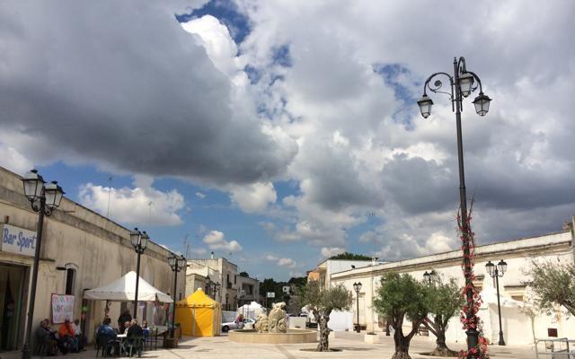 Foto I frantoi, le torri e le rane di Borgagne