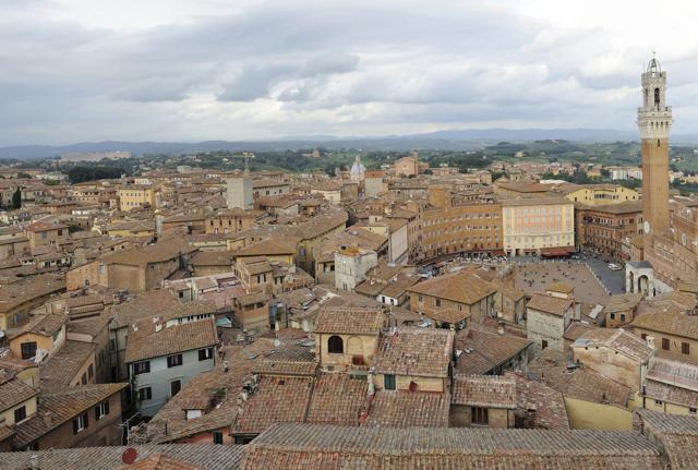 Siena: guida al palio d'agosto