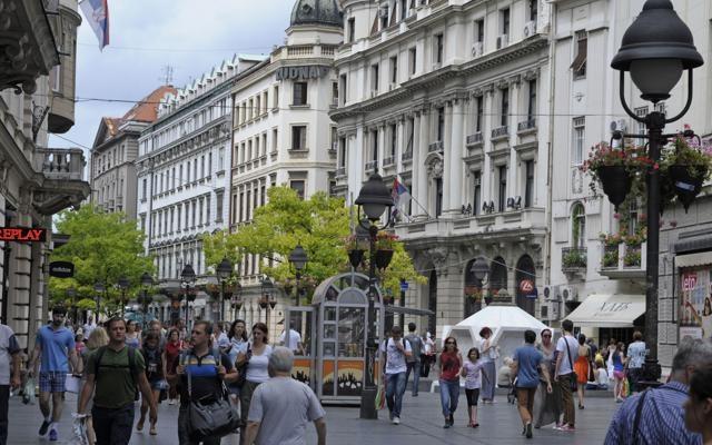 Foto Belgrado, la nuova Berlino
