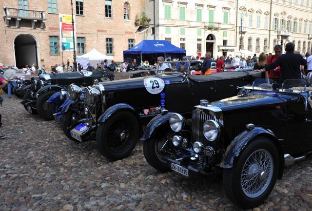 Mantova: al via il Gran Premio Nuvolari