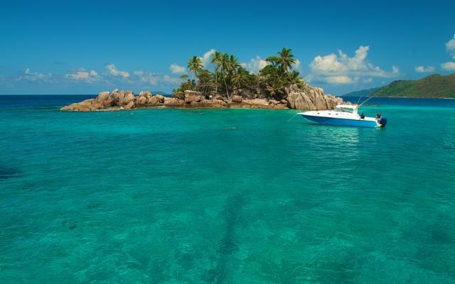 Foto Seychelles: in barca nelle isole più incontaminate