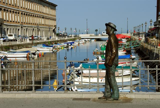 Trieste capitale di Instagram