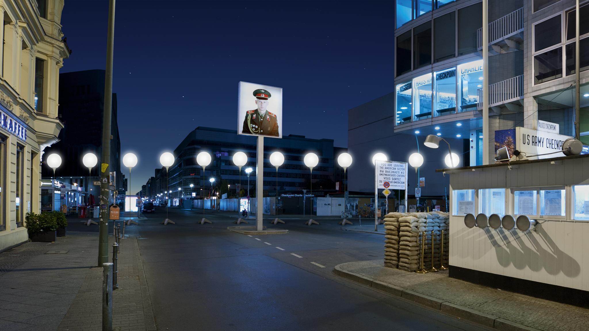 Berlino: 25 anni senza  Muro