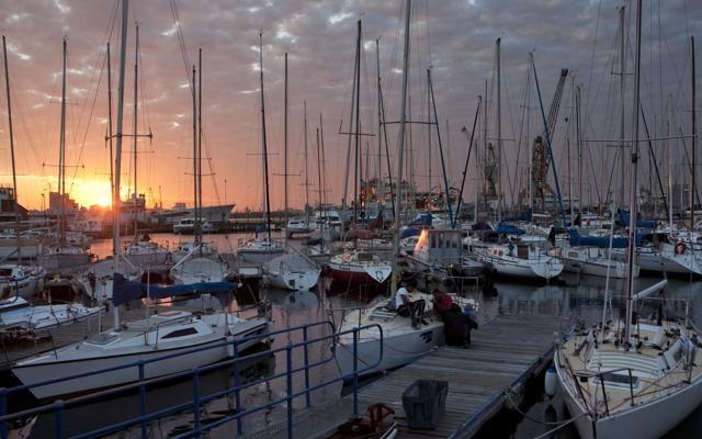 Foto Cape Town, capitale della vela