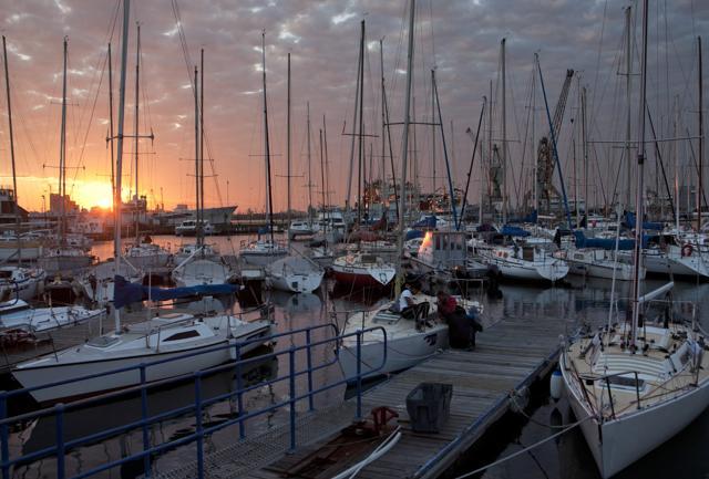 Cape Town, capitale della vela
