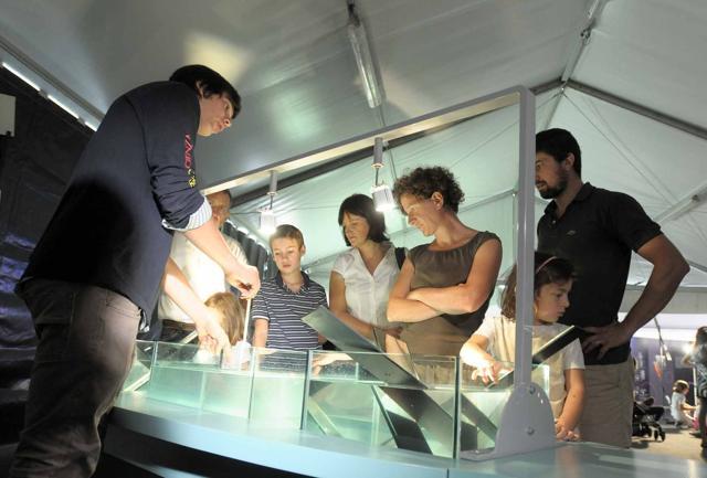 Bergamo Scienza 2014: è in autunno la primavera della scienza