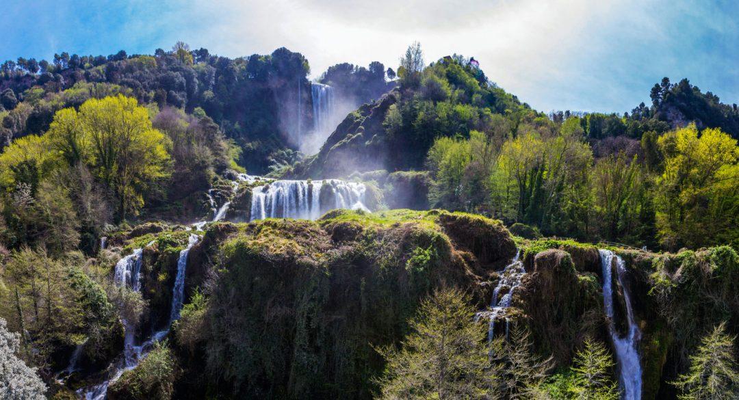 Le cascate più belle del mondo. A partire dall'Italia