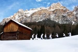 Alta Badia:  sci e super chef