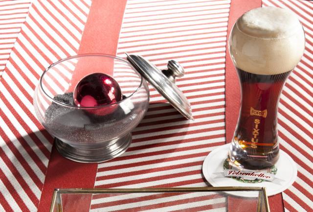 Felsenkeller. A Merano, birra, ghiaccio e alta cucina