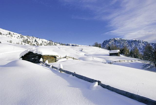 Slow snow a due passi da Bolzano