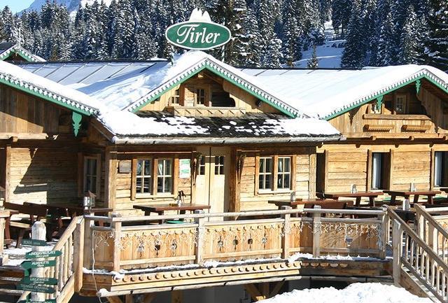 Green hotel della neve: il meglio dell'eco-chic