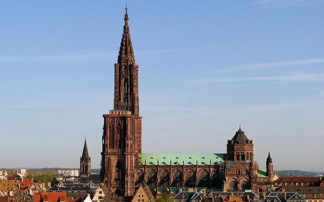 Foto A Strasburgo per i 1000 anni della Cattedrale