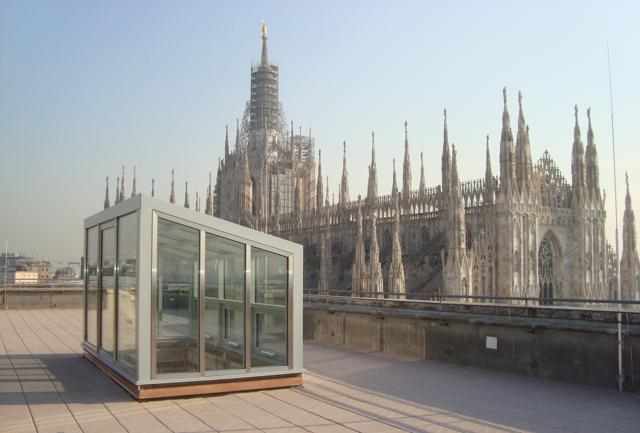 Tre metri sopra il Duomo