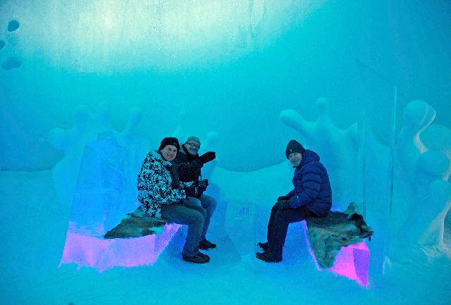 Brivido freddo: una notte nel primo, originale (e più bello) degli Ice Hotel