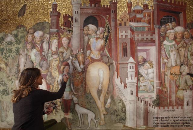 Arte: Teodolinda star nel Duomo di Monza