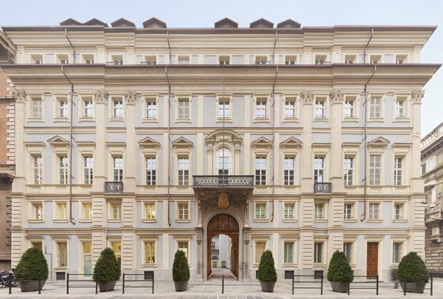 La casa più bella del mondo? È un palazzo di Torino