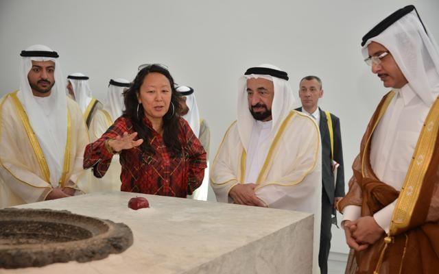 Foto Art Dubai  e Sharjah Biennial: l'arte contemporanea  raddoppia    sul Golfo
