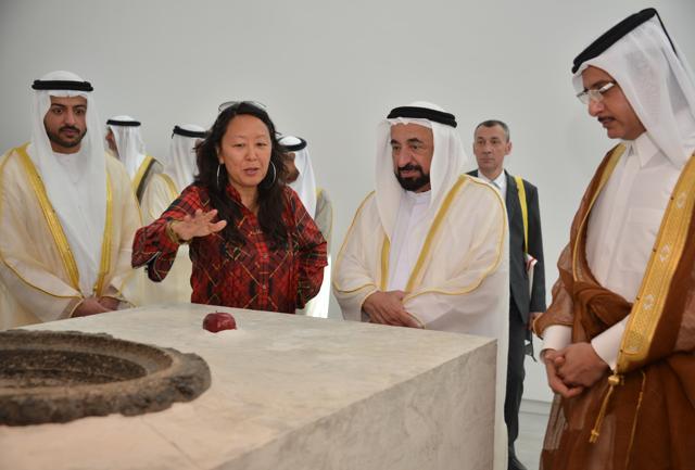 Art Dubai  e Sharjah Biennial: l'arte contemporanea  raddoppia    sul Golfo