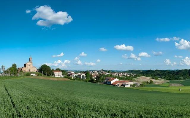 Foto Monferrato-Casalese, primavera in famiglia nel paesaggio Unesco