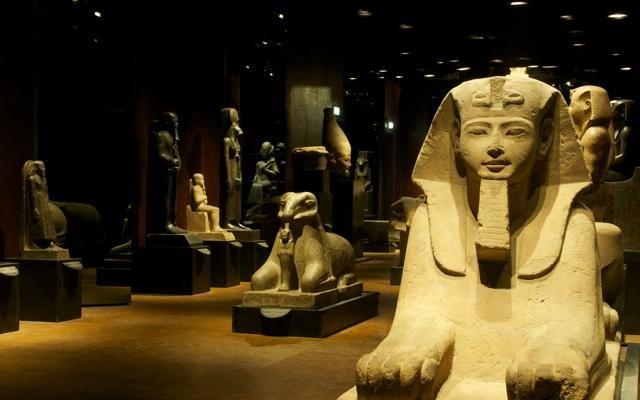 Foto Torino:   il Nuovo Museo Egizio. E non solo