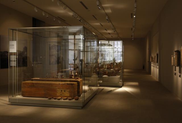 Torino:   il Nuovo Museo Egizio. E non solo