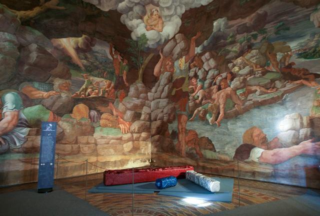 A Palazzo Te,  l'arte di  Ai Weiwei fra tradizione e provocazione