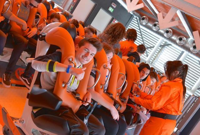 Ecco Oblivion: il super roller coaster per i 40 anni di Gardaland