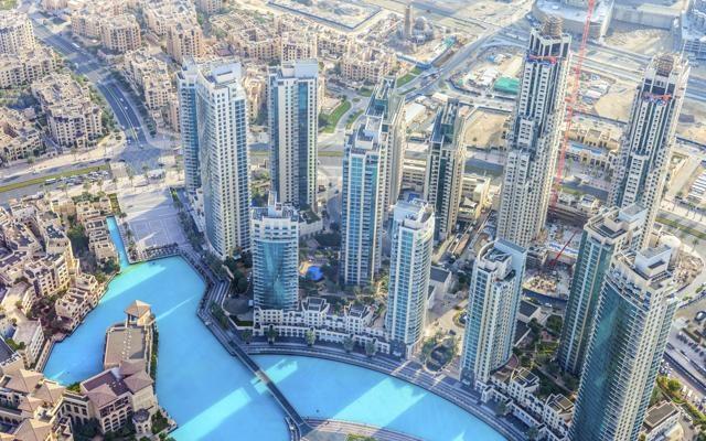 Foto Dubai: weekend di primavera nella città da record. Aspettando l'Expo (2020)