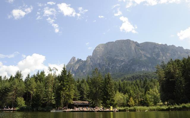 Foto Alpe di Siusi: ricomincia la stagione delle passeggiate
