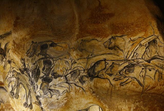 Aperta la copia della grotta Chauvet a Pont d'Arc
