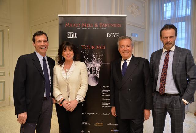 Mario Mele & Partners Tour 2015: al via con Dove e Style