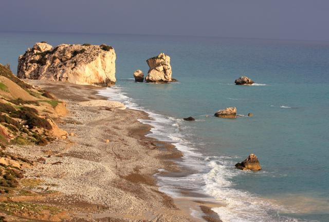 Mare di primavera:  l'isola Cipro