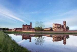 Tra Vercelli e Novara, nelle terre del riso