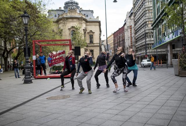 Budapest: musica in tutta la città. E notti scontate