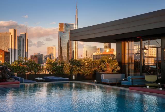 Porta Nuova: la Milano che gratta il cielo