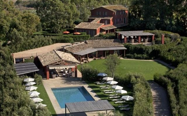 Foto Locanda Rossa: a Capalbio l'hotel di charme superstar