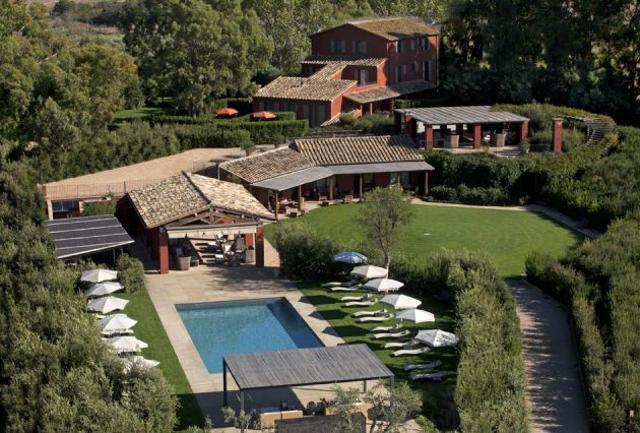 Locanda Rossa: a Capalbio l'hotel di charme superstar