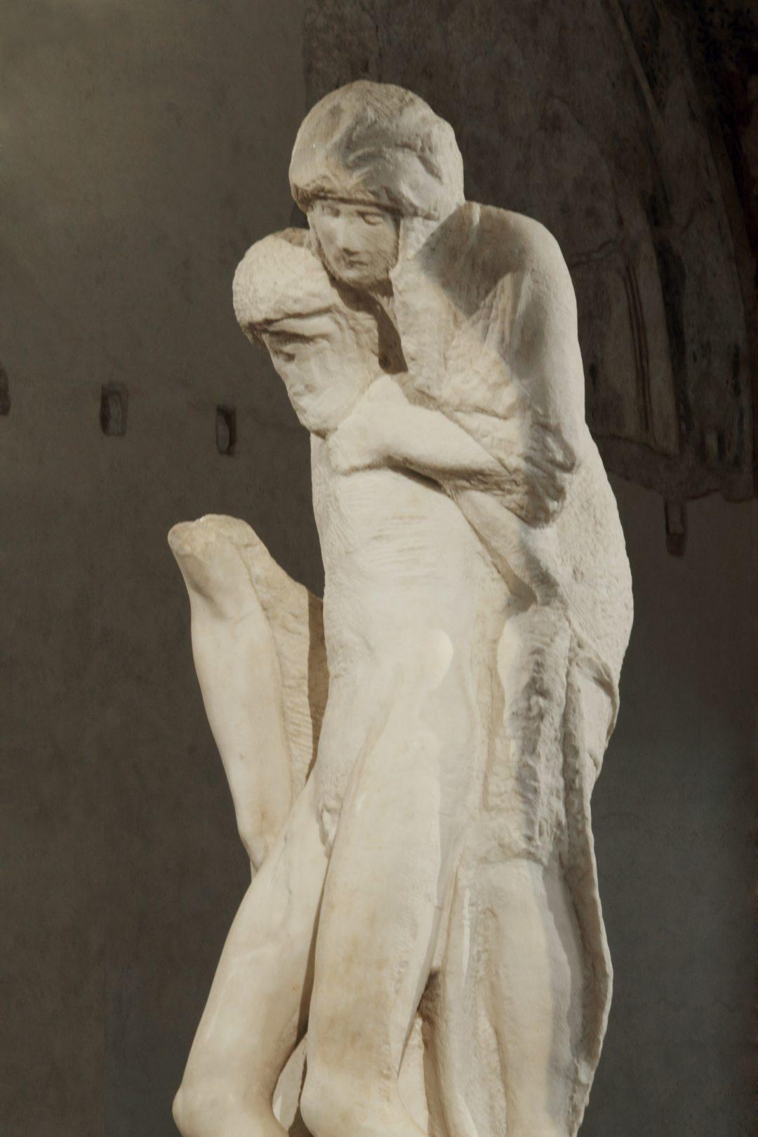 Milano: un  Museo per   la Pietà   Rondanini