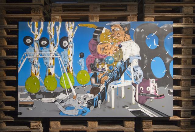 La giovane  arte  ceca in mostra al MAXXI di Roma