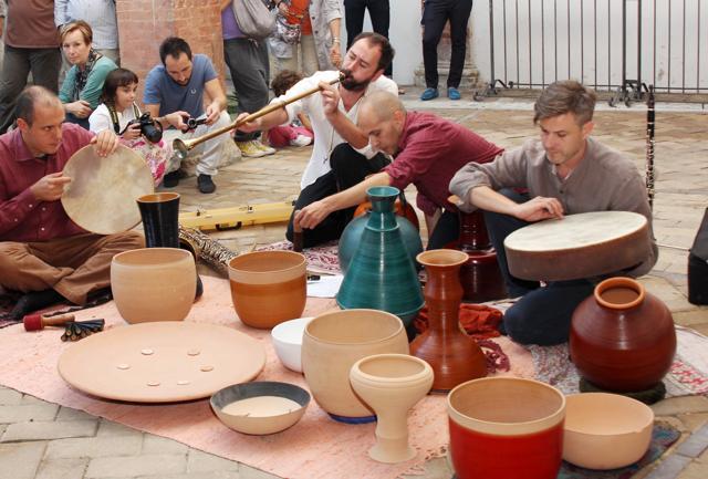 """""""Buongiorno ceramica!"""": un weekend per imparare l'arte del tornio"""