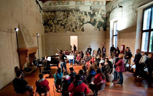 Foto Mantova, musica a palazzo