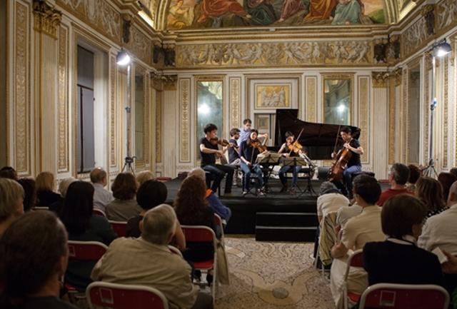 Mantova, musica a palazzo