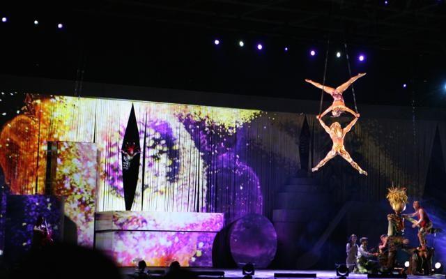 Foto Expo, le notti del Cirque du Soleil