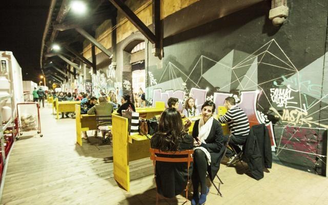 Foto Milano FuoriExpo: il food, tra nuovi mercati e un  wine garden