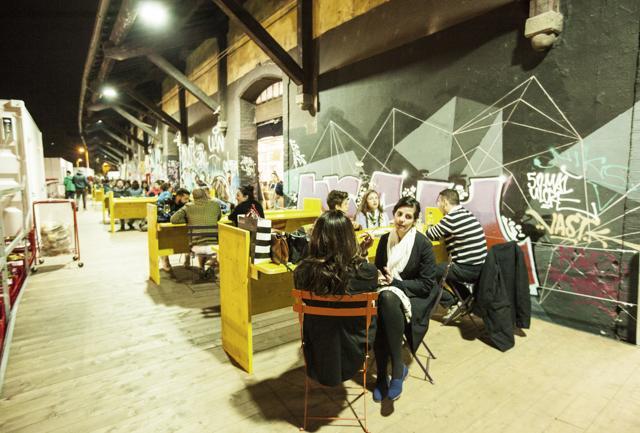 Milano FuoriExpo: il food, tra nuovi mercati e un  wine garden